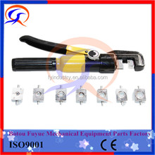 portable multi-function transmission line stringing tool hydraulic crimping tool 4-70 mm2 for crimping Cu/Al terminal tool