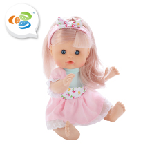 12 inch drink milk pee silicone life size vinyl baby doll molds for kids