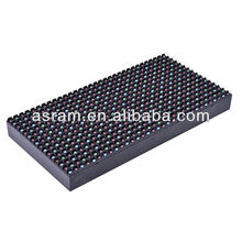 Asram waterproof high brightness !!! CHEAPEST PRICE!!!!outdoor full color smd led module p10 display screen panel