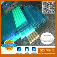 Best Quality Corrugated Plastic Roofing Sheets Used Commercial Greenhouses