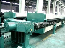 WJF type Food Industry Plate frame filter press