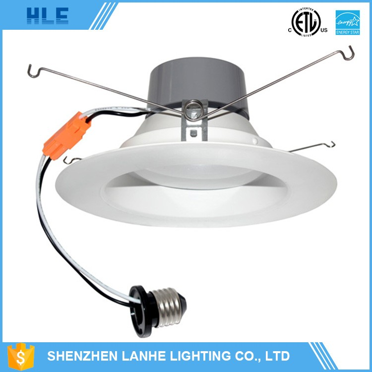 Reasonable Price and Factory Supply Accept Samll Oder Paypal Led Downlight Hle with ETL UL
