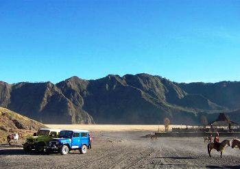 Mt Bromo and Ijen crater Motorbike Tour in 3 Days 2 Nights - $185.00