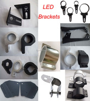 Factory direct!! Led light clamp for bumper, roof rack, bull bar