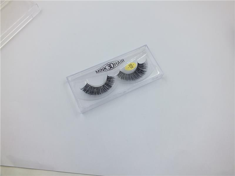 Hot selling mink eyelash made in indonesia with great price