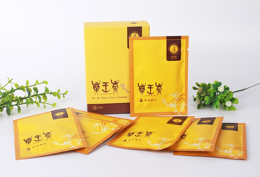 organic tea set chinese wild