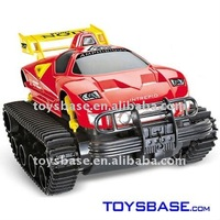 7 Channnels Remote Control Car,RC Amphibious Car
