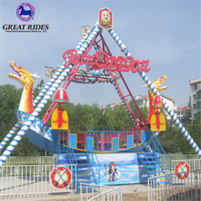 Theme park amusement equipment swing galleon ship ride for sale