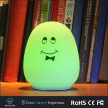 Alibaba mini safe silicone LED kids lamp night light