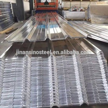 0.7 mm thick aluminum zinc roofing sheets