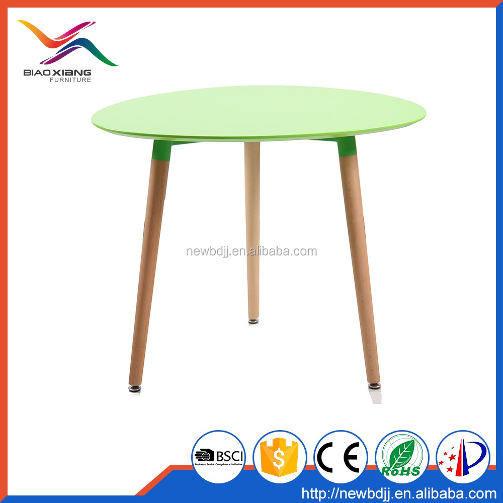 Colorful Modern Semicircular Coffee Table,Dining Table,Restaurant Table