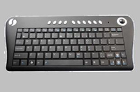 Full size, mini,Infrared, RF and Bluetooth wireless keyboard With Trackball mouse K1,usb,ps/2 receiver 313(L)x138(W)x22(H)mm