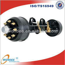 Germany Type 18ton Drum Axle Lift Axle for Trailers