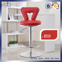 Factory Price PU Leather Bar Chairs Kitchen Stool