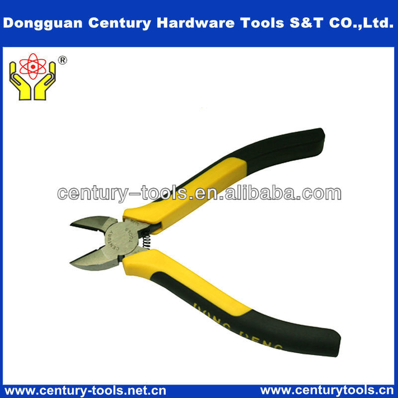 carbon alloy wire stripper plier electrical termination hand tools