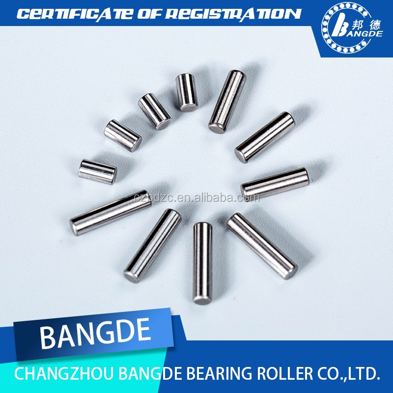 Customized High Quality flat end dowel pin