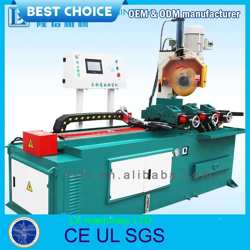 hot sell angel cutting pipe band saw machine with CE certificate