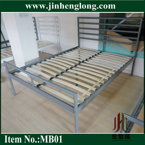 metal double slats for bed frame bunk bed