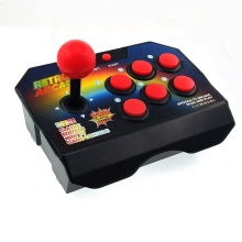 YLW 16 bit handheld game console retro tv video joystick arcade console ingebouwde 145 games
