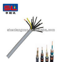 flexible multi conductor control wire