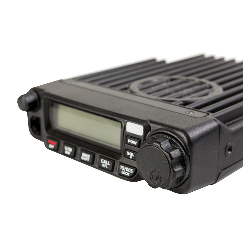UHF /VHF car 100 watts mobile radio(YANTON TM-8600)