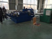 power 5.5KW roofing used concrete floor cutting rolling machine