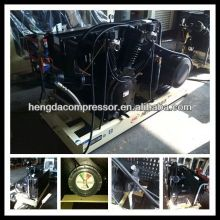 70CFM 870PSI Hengda high pressure compressor 150 bar