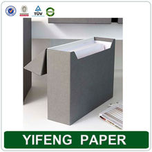 Guangzhou manufacturer custom hand made paper file box