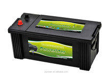 Best price high quality CAR BATTERY N150 MF