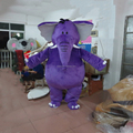 Giant elephant mascot costume for adult