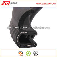 auto rubber strips, car door protective seal