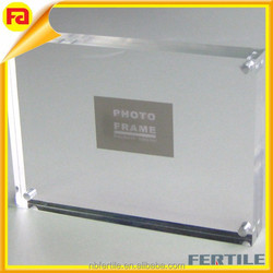 Free Standing Magnetic Acrylic Photo Frames,plexiglass Photo Prints