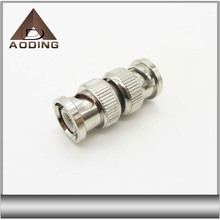 Widely used bnc male to male connector
