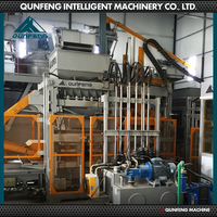QFT5-15 face brick making machine manufacturer