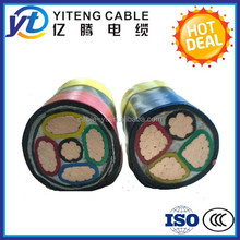 competitive price high quality low voltage power cable
