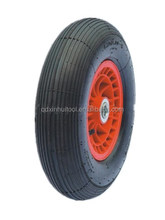 "16"" wheel barrow wheel/tire PR1617"