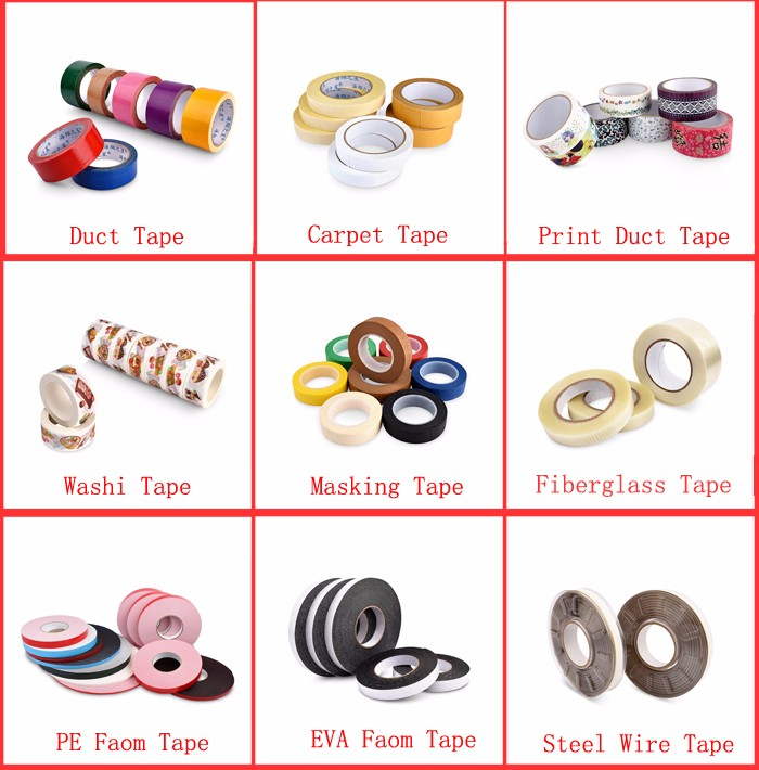 VHB Double Sided Foam Adhesive Tape With High Bond Strong Industrial Grade For Automotive Mounting
