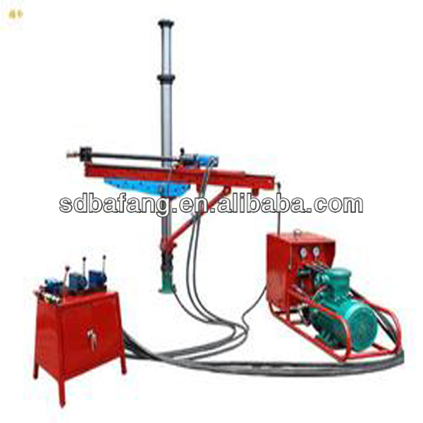 ZYJ-400/130 compressed air rock drilling machine