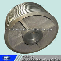cast iron sheave pulley for tractor spare part