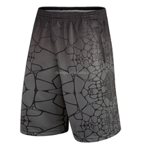 selling cheap soft custom sublimated basketball shorts