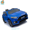 WDDKF777 2018 New Design Cheap Car 6V Kids Electric Ride On Car With Digital Mp3