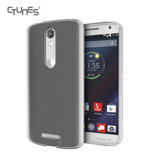 Case For Motorola Droid Turbo 2, Flexible TPU Soft Case Frosted Clear Case for Motorola Verizon DROID Turbo 2 / Moto X Force