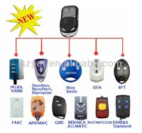 Compatible with CAME,NICE garage door remote control YET026-JR