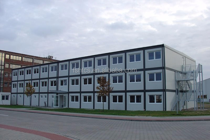 Container Hotels by The EPS Sandwich Panel Container