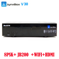 North America hot model digital FTA high definition satellite TV receiver Jynxbox V30