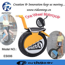 Yongkang Mototec Forthgoer electric power Single Wheel Motorcycle 60v