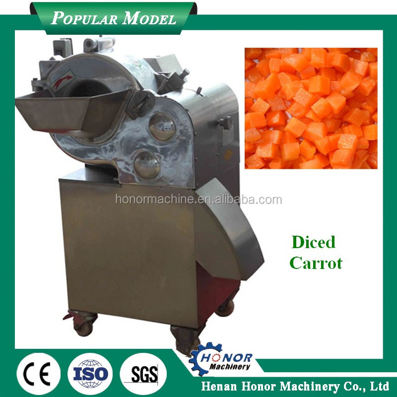 Electric Vegetable Dicer Machine Industrial Vegetable Slicer Shredder Dicer Chopper