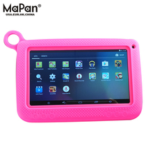 Cheapest education Quad core android tablet pc for kids wifi factory direcly Price
