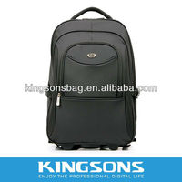 "2013 New Arrival 15.6"" 1680D Nylon Notebook trolley backpack bag K8380W"