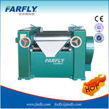 China Farfly three roll mill for paint, printing ink, pigment, plastic